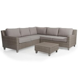 Комплект плетеной мебели Weston beige