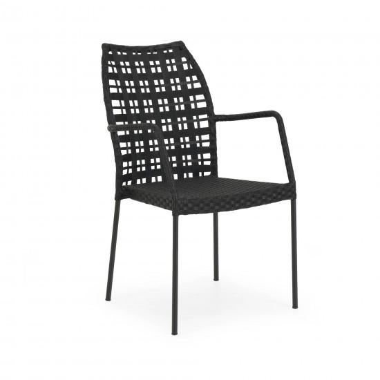 Кресло Sesam black