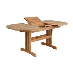 """Обеденный стол из тика """"Melbourne"""", 190-240 см"""