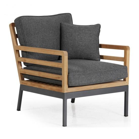 """Кресло из тика """"Zalongo"""""""