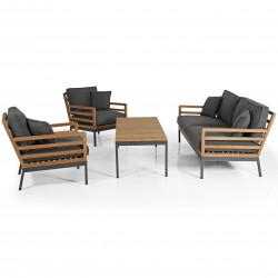"Комплект мебели из тика ""Zalongo"""