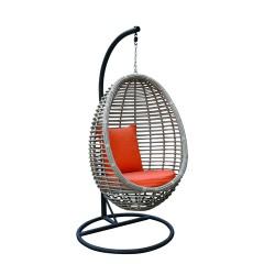 Подвесное плетеное кресло PEONY