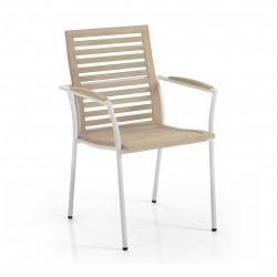 """Кресло """"Grimsby"""" из акации"""