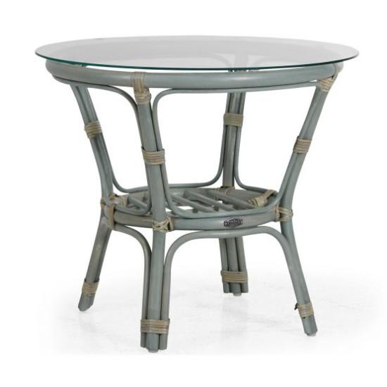 Журнальный столик Kubor green, 60 см