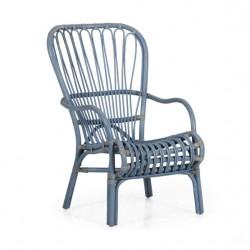 Кресло Aldorassa blue