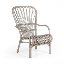 Кресло Aldorassa white