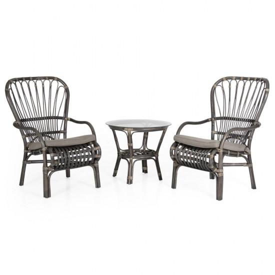 Комплект мебели ALDORASSA & KUBOR white