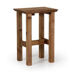 """Барный стул из сосны """"Birka"""" brown"""