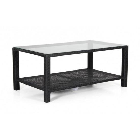 """Журнальный стол """"Madison black""""-120см."""