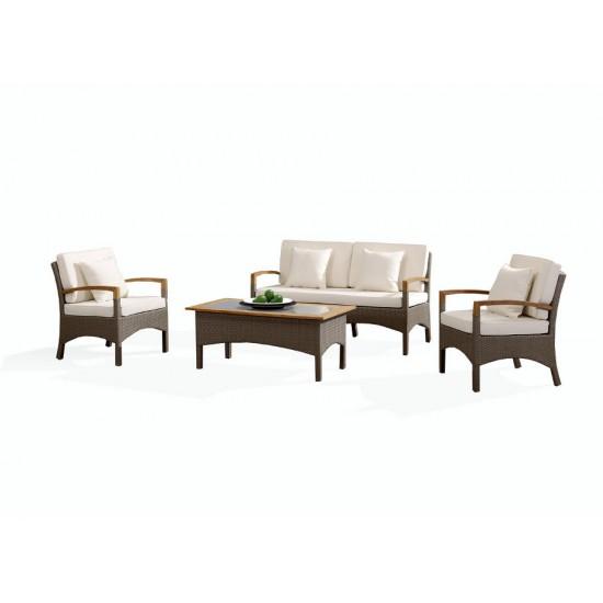 """Плетеная мебель """"Верона"""""""