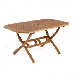 """Обеденный стол из акации """"Everton"""" 150 см"""
