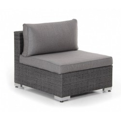 "Центральная секция углового дивана ""Ninja"" grey"