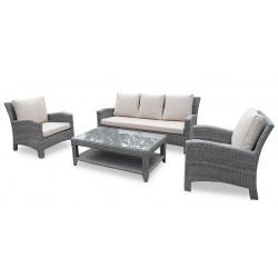 "Мебель из ротанга ""Grace"" с диваном"