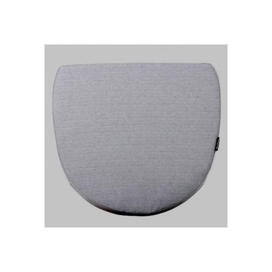 Magda подушка на кресло цвет 75 серый