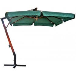 """Зонт для кафе тент-шатер GardenWay """"Paris"""" зеленый"""