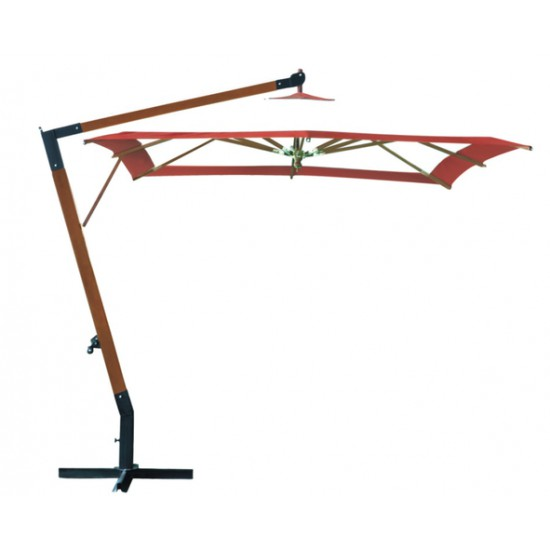 Зонт для кафе тент-шатер GardenWay SLHU008