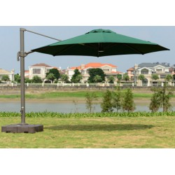 Зонт садовый GardenWay A002-3000 green