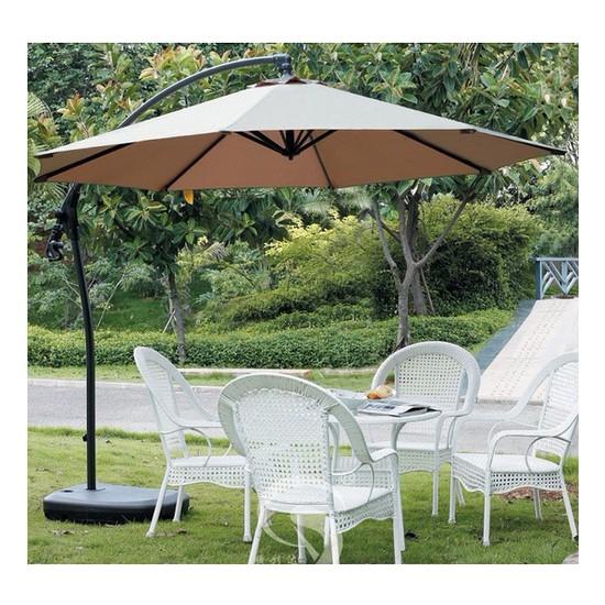 Зонт садовый GardenWay A005 beige