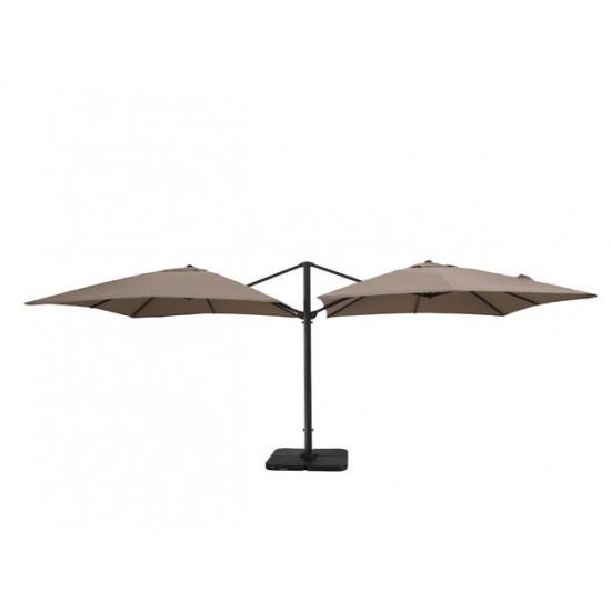 Зонт садовый GardenWay A008 cream