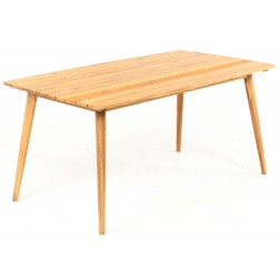 """Обеденный стол из акации """"Andorra"""" 200*100 см"""