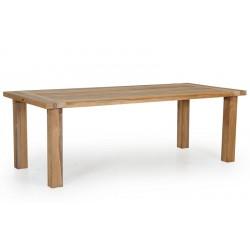 """Стол из тика """"Cassandra"""", 220x100 см"""