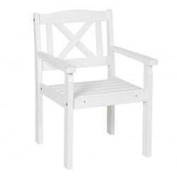 """Кресло """"Solliden"""" white"""
