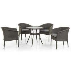 """Плетеная мебель """"Dover grey"""""""