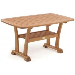 """Стол из сосны """"Amelia"""" 140x80 см"""