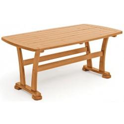 """Стол из сосны """"Sandvik"""" 165x90 см"""