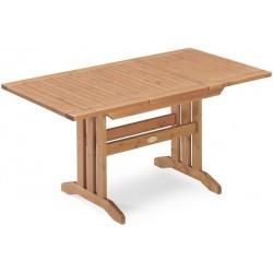 """Стол из сосны """"Viking"""" 104/150x80 см"""