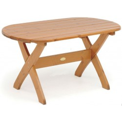 """Стол """"Embla"""" 150*86 из сосны"""