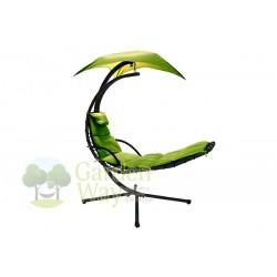 """Подвесное кресло-шезлонг """"Stand100"""", зеленое"""