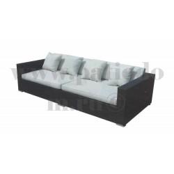 "Плетеный диван ""Kungfu"""