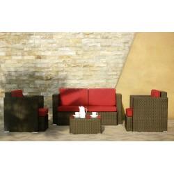 """Плетеная мебель """"Orient Lux"""" brown"""
