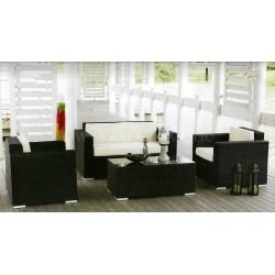 Плетеная мебель «Adagio»