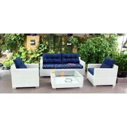 """Плетеная мебель """"Orient Lux"""" white"""