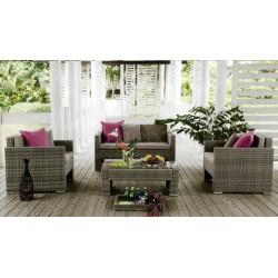 "Плетеная мебель ""Orient Lux"" grey"