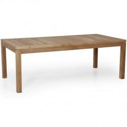 """Стол """"Leros"""" из тика, 140x70 см"""