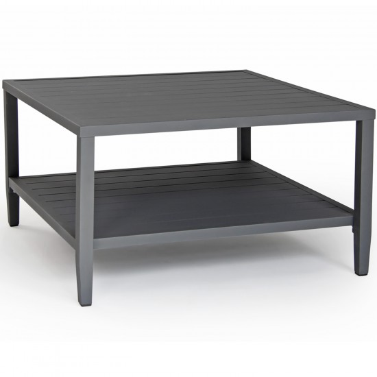 """Стол """"Chelles"""" из алюминия, 90x90 см"""