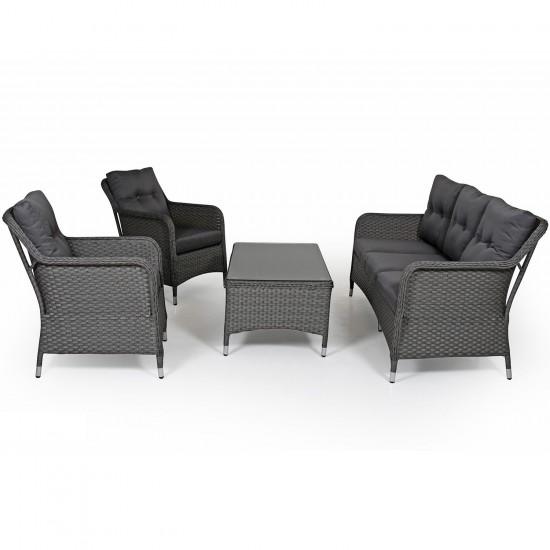 """Плетеная мебель """"Colby"""" grey"""
