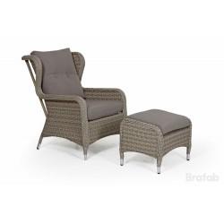 """Мебель из ротанга """"Colby"""" beige"""