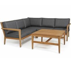 """Мебель из тика """"Elati"""" со столом"""