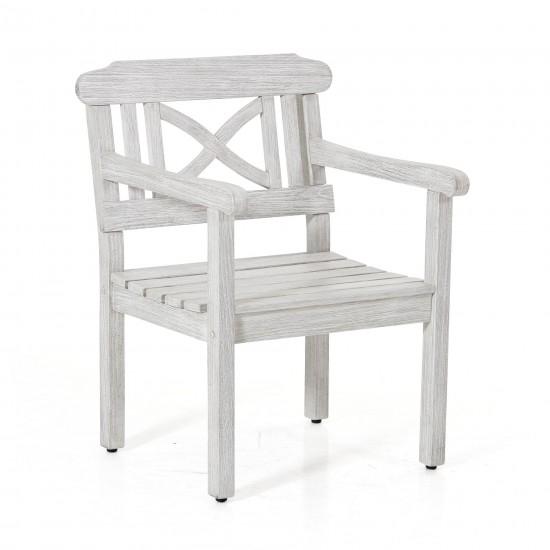 """Кресло из акации """"Dakota"""""""