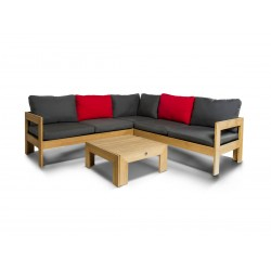 "Комплект мебели из тика ""Лавиньо"""