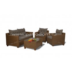 "Комплект плетеной мебели  ""Orient Lux"""