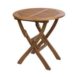 "Круглый стол из акации ""Everton"" 70 см"