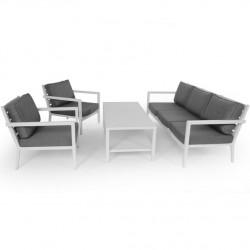 """Комплект мебели """"Biarritz"""" из алюминия"""