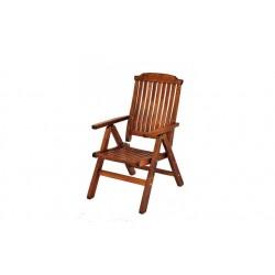 """Кресло из сосны """"Primo"""" cognac"""