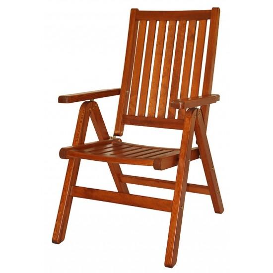 """Кресло """"Fronto"""" из сосны."""