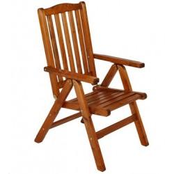 """Кресло из сосны """"Liman"""" cognac"""